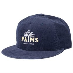 Barney Cools Palms Baseball 6-Panel Hat