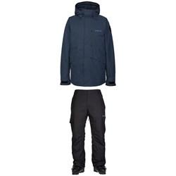 Armada Atka Insulated Gore-Tex Jacket + Bleeker Gore-Tex Pants