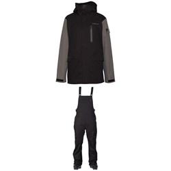 Armada Spearhead Jacket + Vision Bibs
