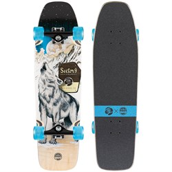 Sector 9 Howl Ninety Five Cruiser Skateboard Complete