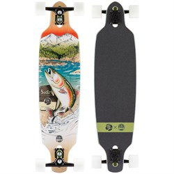 Sector 9 Tackle Fractal Longboard Complete