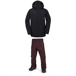 Volcom L Insulated GORE-TEX Jacket ​+ LO GORE-TEX Pants