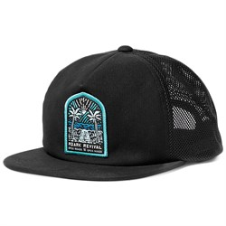 Roark Palm Eyes Trucker Hat