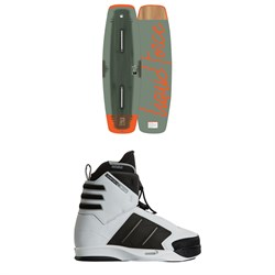 Liquid Force Tao Bloodline Wakeboard ​+ Form 4D Bindings