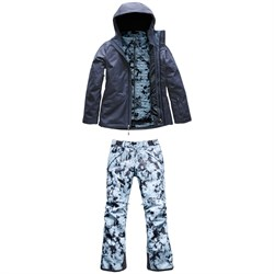 The North Face ThermoBall™ Snow Triclimate® Jacket + The North Face Freedom Insulated Pants - Women's