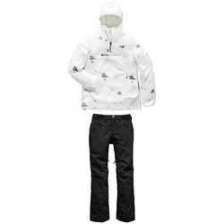 The North Face Vinny Ventrix™ Pullover Jacket + The North Face Aboutaday Pants - Women's