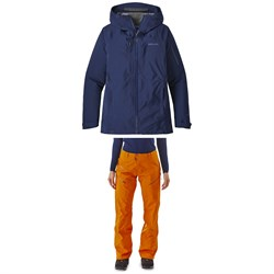 Patagonia PowSlayer Jacket + Pants - Women's
