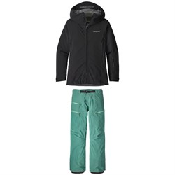 Patagonia Descensionist Jacket ​+ Pants - Women's
