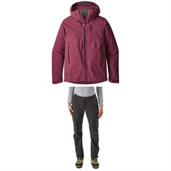 Patagonia Galvanized Jacket ​+ Pants - Women's