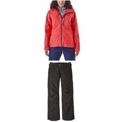 Patagonia Powder Bowl Jacket + Pants - Women's