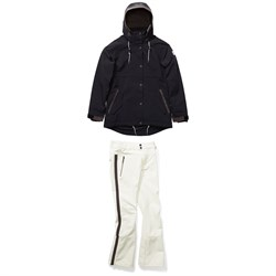 Holden Cypress Jacket - Women's ​+ Holden Tribe Pants - Women's