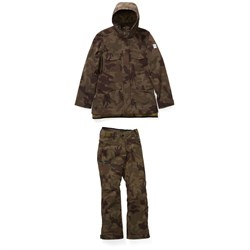 Holden M-65 Field Jacket​+ Holden Lennox Pants - Women's