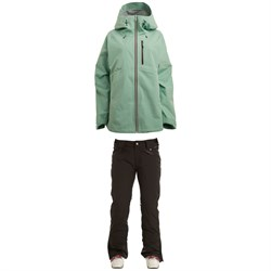 Flylow Puma Jacket + Flylow Daisy Insulated Pants - Women's