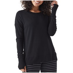 Glyder Lounge Long Sleeve Sweatshirt - Women's
