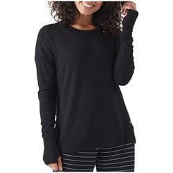 Glyder Lounge Long Sleeve Sweatshirt - Women's