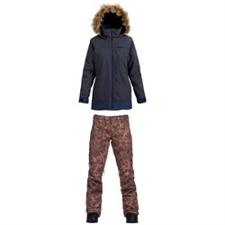 Burton Lelah Jacket - Women's + Burton Vida Pants - Women's