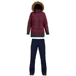 Burton Lelah Jacket - Women's ​+ Burton Vida Pants - Women's