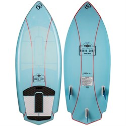 Ronix Potbelly Rocket Naked Wakesurf Board