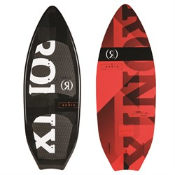 Ronix Modello Fish Skim with Straps Wakesurf Board