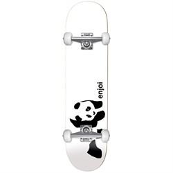 Enjoi Whitey Panda FP 7.75 Skateboard Complete