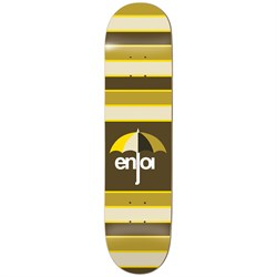 Enjoi Stripes Hybrid 8.25 Skateboard Deck