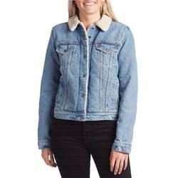 Levi's Original Sherpa Trucker Jacket - Women's