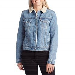 Levi's Original Sherpa Trucker Jacket - Women's