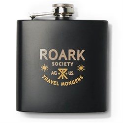 Roark Society Flask