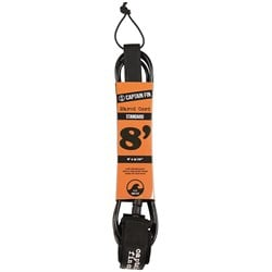 Captain Fin Shred Cord 8' Standard Leash