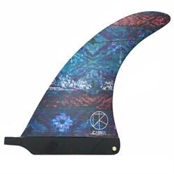 Captain Fin Kassia Tie Dye 7.5 Longboard Fin