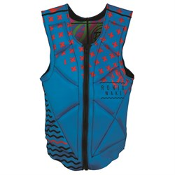 Ronix Party Athletic Cut Reversible Impact Wakeboard Vest 2019