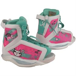 Ronix August Wakeboard Bindings - Girls' 2019