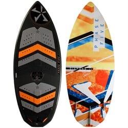 Phase Five Diamond Turbo Wakesurf Board