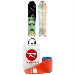 Rossignol Sushi LG Splitboard 2019 + Rossignol Sushi LG Splitboard Skins