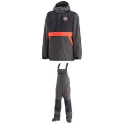 Airblaster Trenchover Jacket + Freedom Bib Pants