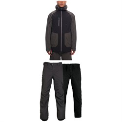 686 Hydrastash® Reservoir Insulated Jacket ​+ Smarty® 3-in-1 Cargo Pants