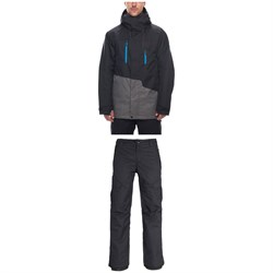 686 Geo Insulated Jacket ​+ Infinity Insulated Cargo Pants