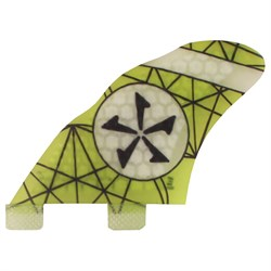 Phase Five 3D Speed Base Twin Fin Set