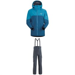 Arc'teryx Rush Jacket ​+ Rush LT Pants