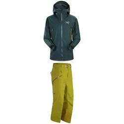 Arc'teryx Sabre Jacket + Pants