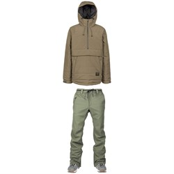 L1 Aftershock Anorak Jacket ​+ Thunder Pants
