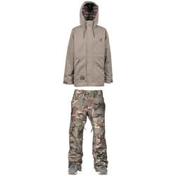 L1 Wilcox Jacket + Americana Pants