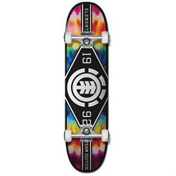 Element Tie Dye Major League 8.0 Skateboard Complete