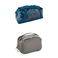 Patagonia Black Hole 60L Duffel ​+ Patagonia Black Hole™ 2L Small Cube
