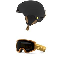 Giro Ledge MIPS Helmet + Giro Semi Goggles  159.90  111.99 Sale d108d79915805