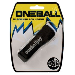 OneBall Back In Black Leash