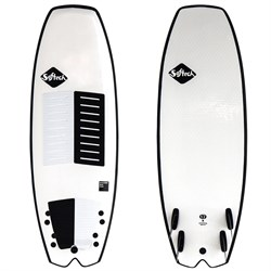 Softech Mystery Box FCS II 5'2 Quad Surfboard