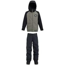 Burton Gameday Jacket - Big Boys' + Burton Barnstorm Pants - Boys'