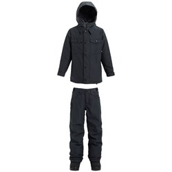 Burton Uproar Jacket - Big Boys' + Burton Barnstorm Pants - Boys'