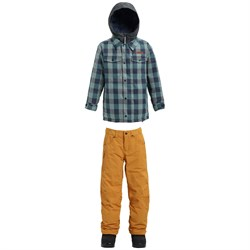 Burton Uproar Jacket - Big Boys' ​+ Burton Barnstorm Pants - Boys'